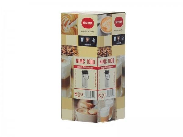 Milchbehälter Milchcontainer Nivona 1 Liter transparent