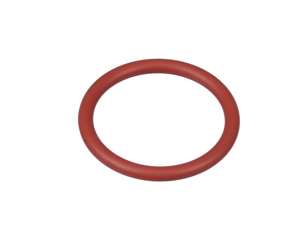 O-ring Silikon rot passend für die Jura ENA Micro Brügruppe Brühkolben Bild 1