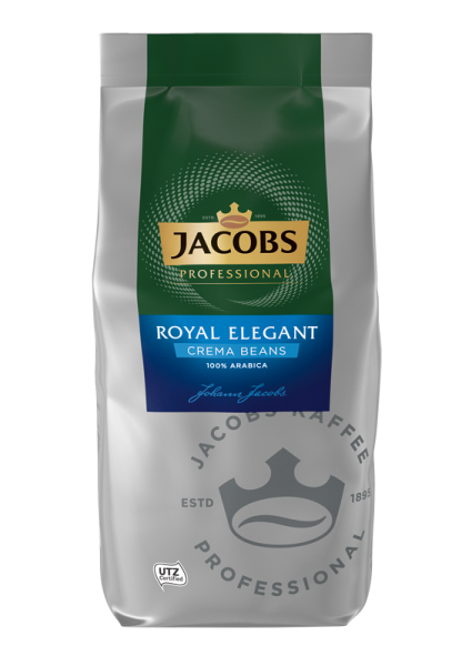 jacobs caffe crema royal 1000g packung
