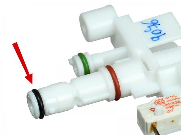 DeLonghi EAM und ESAM O-Ring schwarz zur Kupplung Bild 1