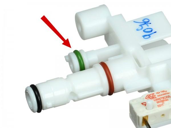 DeLonghi EAM und ESAM O-Ring grün zur Kupplung Bild 1