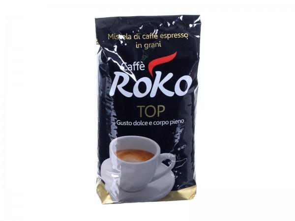 Caffe Roko Top Espresso Kaffeebohnen 1 kg Packung Bild 1