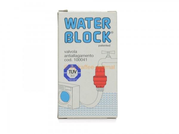 wasserstop sicherheitsventil einstellbar mit anschluss 2 x 3/4 zoll bild 1