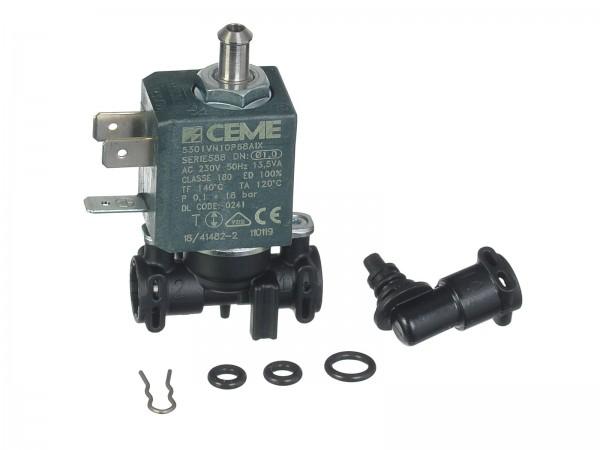 DeLonghi EAM ESAM 3 Wege Magnetventil Kit 5513225711
