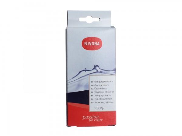 Nivona 10 Reinigungstabletten für Nivona CafeRomatica Bild 1