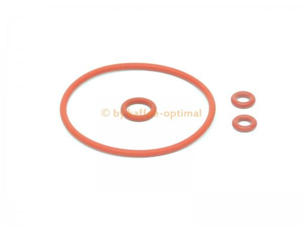 O Ring Set Dichtsatz passend für Boiler Krups Orchestro