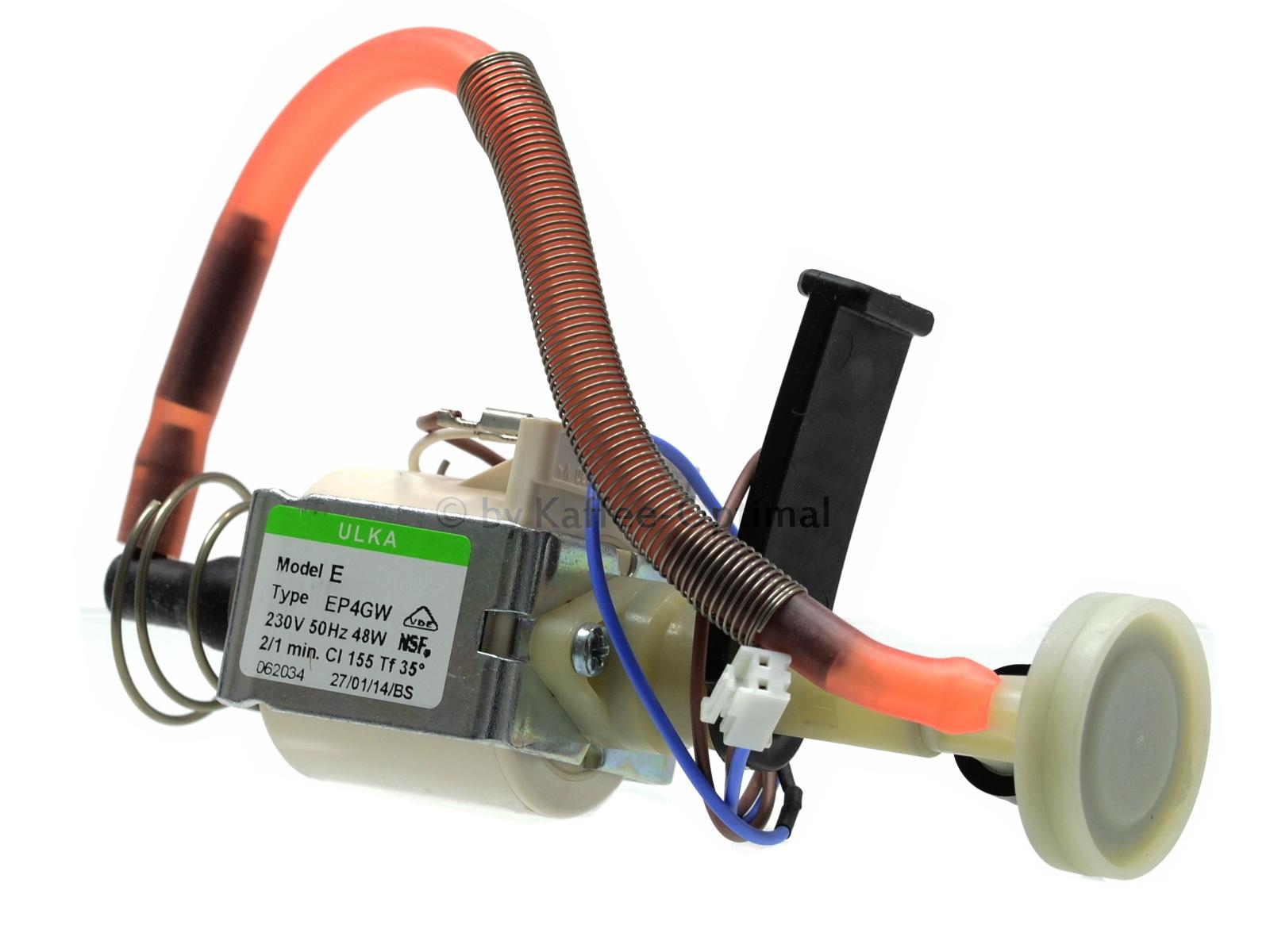 Siemens Eq 7 Ersatzteile: Wasserpumpe Für Siemens EQ.7 Modelle & Einbaugeräte Kaufen