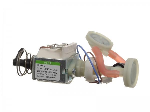 Wasserpumpe komplett vormontiert für Bosch Vero TES71 und TES80 Bild 1