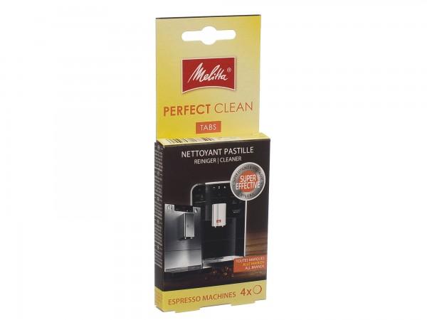 Melitta Reinigungstabletten Perfect Clean 4 x 1,8g Bild 1
