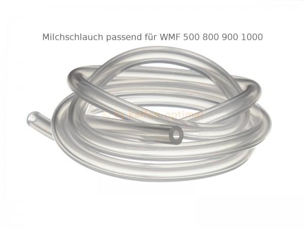 1 Meter Milchschlauch passend fuer WMF 500 800 900 1000