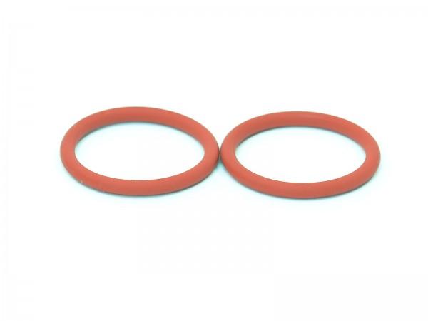 o ringe silikon rot passend fuer jura ena micro bruehgruppe bruehkolben