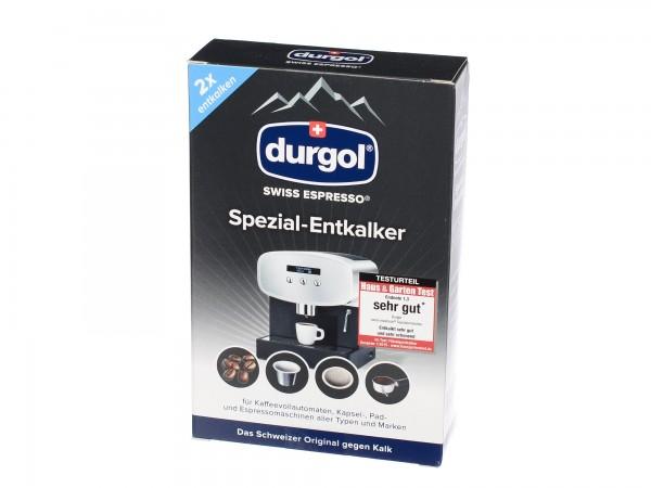 Durgol Espresso Entkalker 2 x 125 ml Flaschen Bild 1
