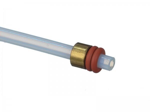 O-Ringe für 4 mm Druckschlauch Saeco Bild 1