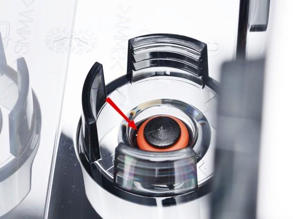 O-Ring passend für den Ventilöffner im Nivona Wassertank Bild 1
