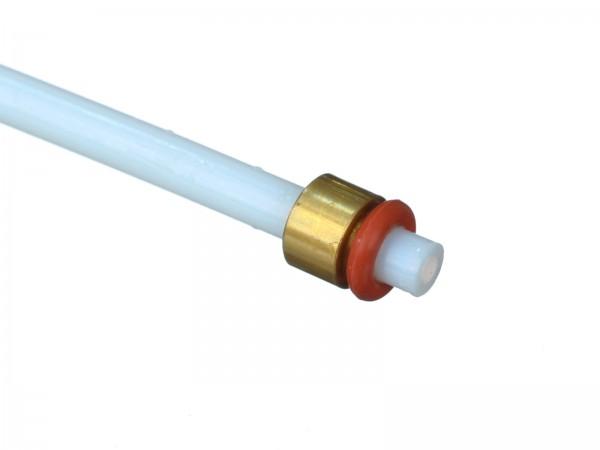 O-Ring Silikon passend für Melitta 4 mm Druckschlauch Bild 1