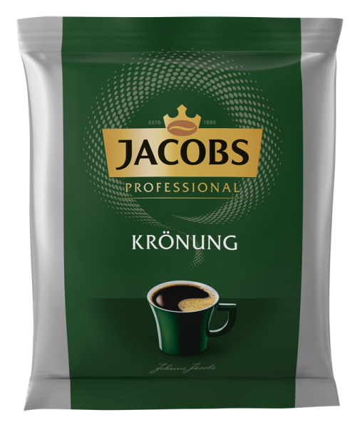 Jacobs Krönung Kaffee 60g Portionsbeutel